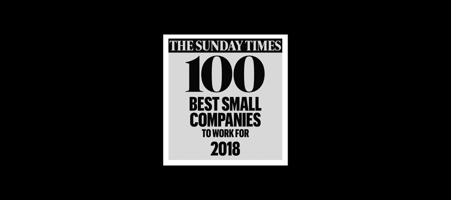 RTS Group named in Sunday Times's top 100 companies list for 2018