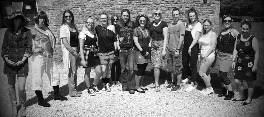 RTS Group steps out for great 'walk' of China!